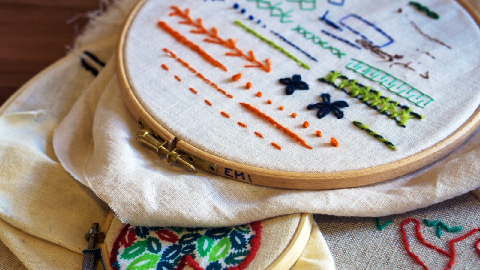 A Complete Guide To Embroidery For Beginners | PunchDigitizing