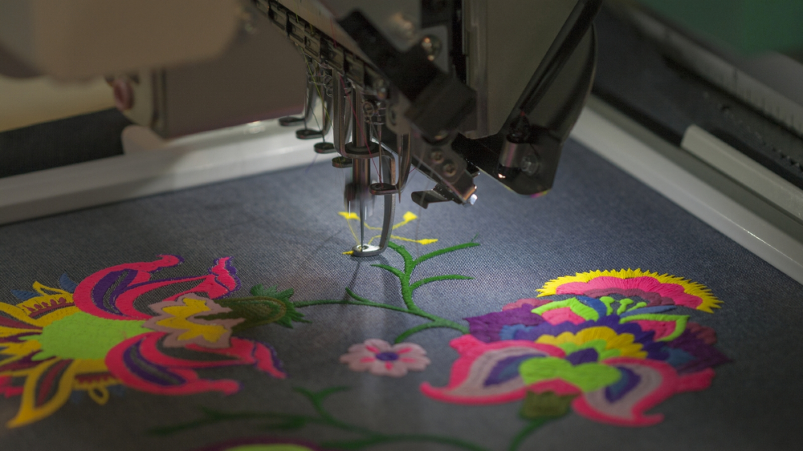 3d Puff Embroidery Designs in USA | PunchDigitizing