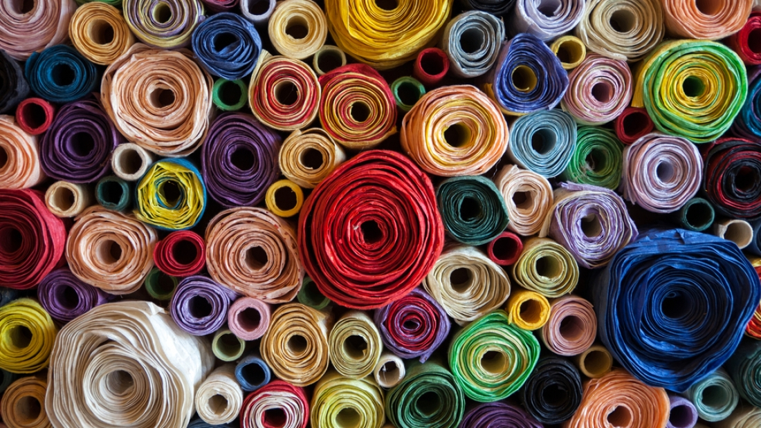 8 Different Types of Fabrics You Should Know | Punchdigitzing