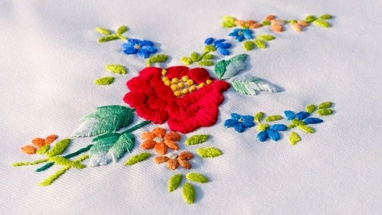What Is Embroidery? | Embroidery Definition and History