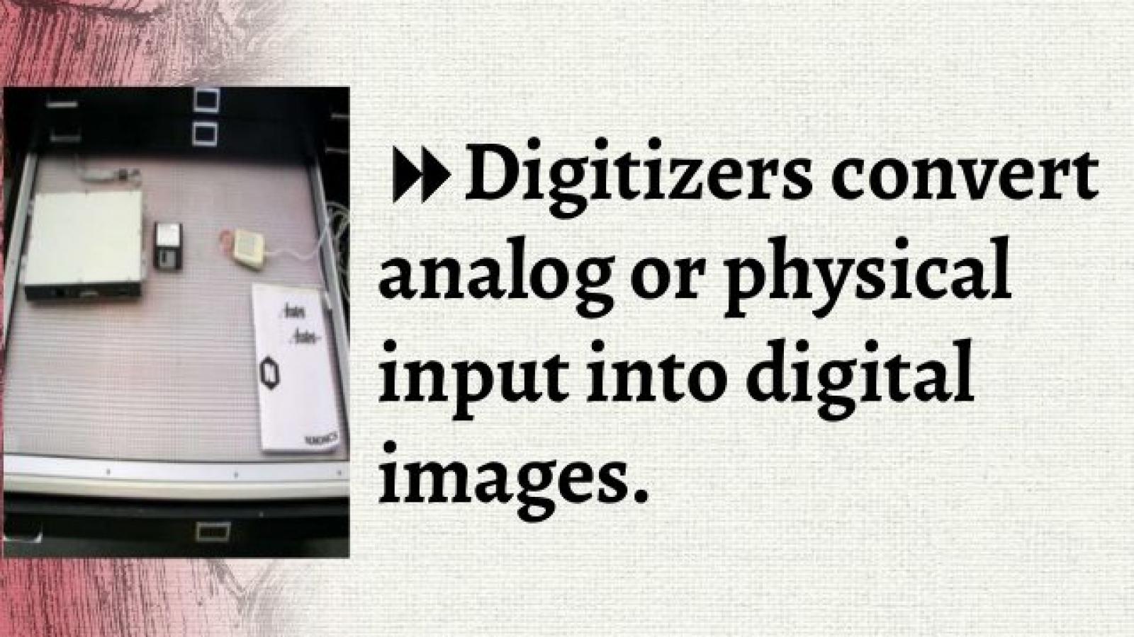 What Is a Digitizer?   Types of Digitizer   PunchDigitizing